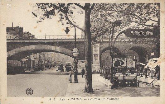 pont de Flandre